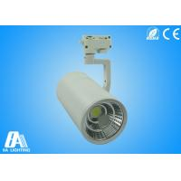 Buy cheap Natural White LED Track Lighting For Clothing Store Hotel Supermarket from wholesalers