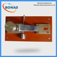 Buy cheap 2016 hot sell test equipment Dielectric Strength Tester UL1310 IEC60065 insulation material from wholesalers