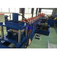 Buy cheap High Speed Guardrail Roll Forming Machine Shaft Dia 90MM 10Mpa Working Pressure product