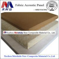 Buy cheap Acoustic Fabric Noise Reduction Wall Panel from wholesalers