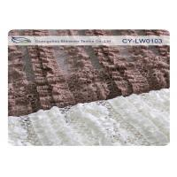 Buy cheap Customized Color Stretch Lace Breathable Fabric With 130cm Width SGS CY-LW0103 from wholesalers