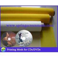 China Printing Mesh for CDs/DVDs on sale