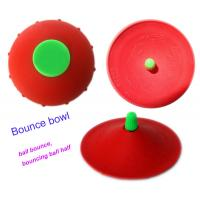 Buy cheap bounce bowl , bounce balls,ball bounce,bouncing ball half from wholesalers