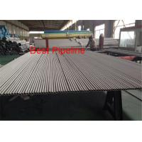 Buy cheap Alloy 20 Welding  Super Duplex Stainless Steel Pipe , Nickel Seamless Alloy SteelPipe from wholesalers