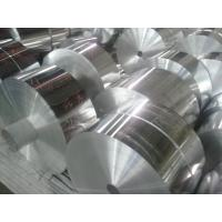 8011 Soft Lubricated White Lacquered Aluminum Foil Roll For Airline Container