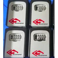 Buy cheap Zinc Alloy 2-Key Master Security Cable Lock Box 8 ~ 10cm Diameter from wholesalers