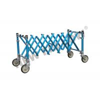 Buy cheap Aluminum Alloy Extensional Funeral Stretcher Church Trolley / Coffin Support from wholesalers