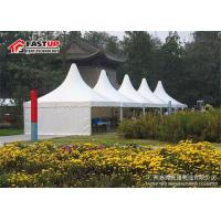 Buy cheap Durable 15X15 Festival Party Tent With High Reinforce Frame Wind Resistant product