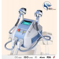 Buy cheap IPL SHR Upper Lip Hair Removal Machine , Women Skin Care Machine 1-25J/cm² from wholesalers