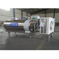 Buy cheap Popular Milk Cooling Tank 404A R22 With Control Box Manual / Automatic Available from wholesalers