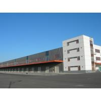 Buy cheap High Rise Temporary Steel Residential Workshop Buildings Solid Insulation Energy Saving from wholesalers