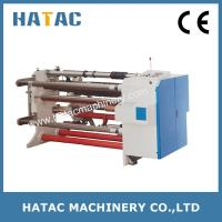 Buy cheap Metallic Foil Slitting and Rewinding Machine,PVC Film Slitter Rewinding Machine,Paper Roll Cutting Machine from wholesalers