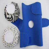 Buy cheap knee wraps with holes to protect knee cap from wholesalers