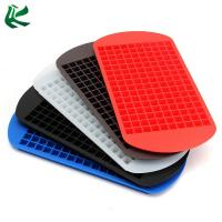 Buy cheap Food Grade Silicone 160 Grids Small Ice Maker Tiny Ice Cube Tray for Kitchen Bar Party from wholesalers
