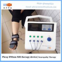 Buy cheap near infrared therapy device for pain relief and diabetes neuropathy therapy from wholesalers