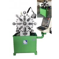 Buy cheap 380V Computerized Wire Bending Machine With 1 KW Cutter And Angle Rotor from wholesalers