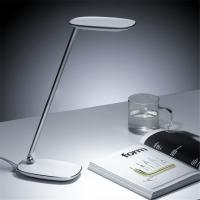 Buy cheap 12 V / 1A 35000H Free Standing Dimmable LED Foldable Table Lamp With USB Port CE / ROHS from Wholesalers