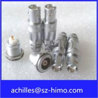 Buy cheap LEMO Connector China FFA.1S 4 pin connectors with half-moon insert from wholesalers