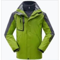 China New Fashion winter snow fur skiwear for women on sale