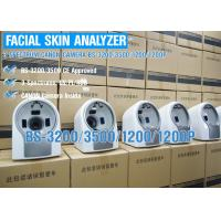 Buy cheap Facial Skin Analyzer Machine / Hair And Skin Analyzer equipment For Dermal Skin Analysis from wholesalers