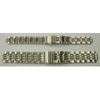 Buy cheap Precision wrist watchband for 5links solid 316L from wholesalers
