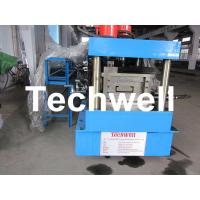 Buy cheap 15Kw Carbon Steel C Purlin Roll Forming Machine for C Purlin Steel Structure from wholesalers
