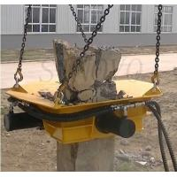 Buy cheap SPF 4 Square Concrete Pile Breaker Hydraulic With Five Patented Technologies from wholesalers