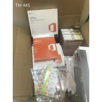 China OEM Office 2016 Pro Plus Key Home And Business Card No Language Limitation on sale