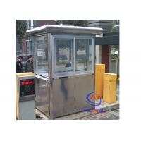 Buy cheap Environmental Protection Tiny Sentry Booth Container Box good painting from wholesalers