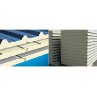 Polyurethane Foam Sandwich Roof Panel