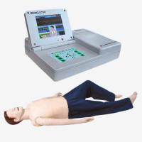 Buy cheap ECG Adult First Aid Manikins with ACLS Computer Screen for Colleges Training from wholesalers