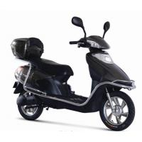 Buy cheap Black / Pink motor electric scooter moped / motorized bikes multi function LED display from wholesalers