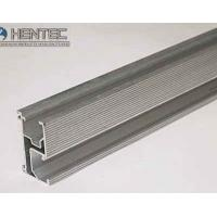 Buy cheap Rail Solar Panel Roof Mounts Hardware Polished Silver Anodizing from wholesalers