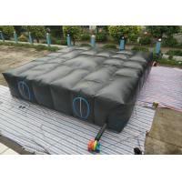 Buy cheap Blue Large Inflatable Sport Games Maze / Inflatable Laser Tag Arena from wholesalers