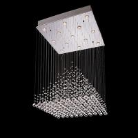 Buy cheap crystal lamp , k9 crystal lamp , pendant lamp , 2012hot sale lamp from wholesalers