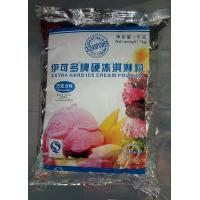 Buy cheap Imported ingredients OceanPower Hard Ice Cream Powder,Halal,HACCP certificated from wholesalers