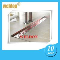 Buy cheap Australian standard stainless steel channel shower drain from wholesalers
