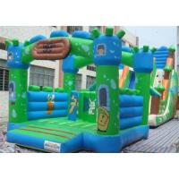 Buy cheap Colorful Inflatable Interactive Games Inflatable Bouncer Castle For Children from wholesalers