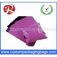 Buy cheap Purple High-strength Poly Mailing Bags Lightweight  With High Security from wholesalers
