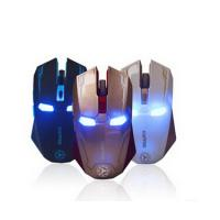 Buy cheap 2.4GHz Wireless optical mouse Cordless Scroll Computer PC Mice with USB Dongle various color gaming mice the best from wholesalers