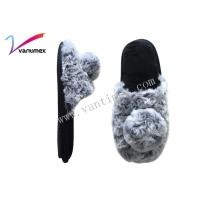 Lovely Princess Indoor Home Warm Fluffy Slippers with Close toe / Open toe