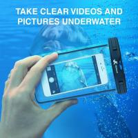 Buy cheap Waterproof Floating Phone Pouch For Iphone Android Mobile Phone Universal Size from wholesalers