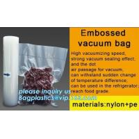 Buy cheap Embossing Plastic Vacuum Packing Pouch Embossed Food Vacuum Sealing Storage Bag Rolls Kitchen Vacuum Storage Embossed He from wholesalers