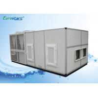Buy cheap Commercial Compact Rooftop Air Conditioner Environmental Friendly With High COP from wholesalers