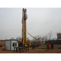 Buy cheap Automatic Rotary CBM drilling Rig MD-750 With Diesel Engine Power Of 275kw from wholesalers
