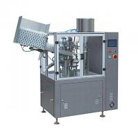 Buy cheap Automatic Tube Filling And Sealing Machine , Plastic Tube Sealer Machine High Speed from wholesalers