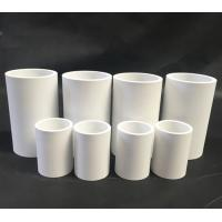 Buy cheap ANDA alumina wear ceramic tube for mining pipeline wear lining application from wholesalers