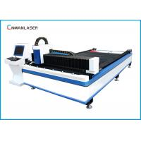 Buy cheap 500W 1000w 2000w Stainless Steel Metal Cnc Fiber Laser Cutting Machine from wholesalers