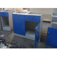 Buy cheap Lab Design Floor Mounted 1.2mm Thick Steel Laboratory Modular Furniture from wholesalers