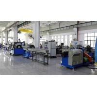 China AFSJ-55mm Plastic Pipe Extrusion Machine Equipment For Gas Pipe High Output on sale